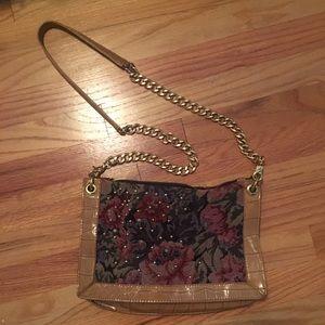 Aldo floral print crossbody bag